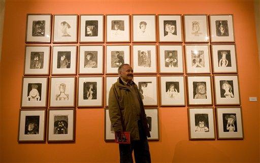 José Luis Cuevas, Artista mexicano, artes plásticas, México, pintor mexicano