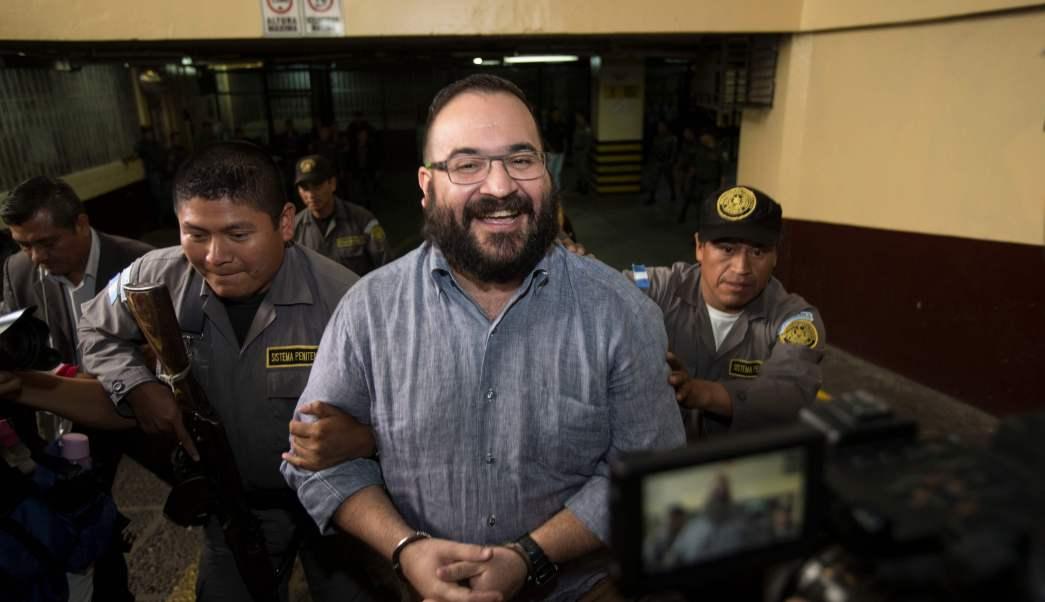 Presidente, Guatemala, Javier Duarte, Extradicion, Exgobernador, Veracruz