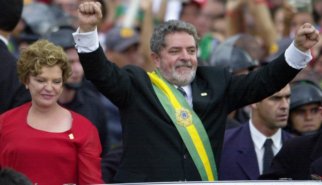 Expresidente de Brasil, Luiz Inácio Lula da Silva, Brasilia,