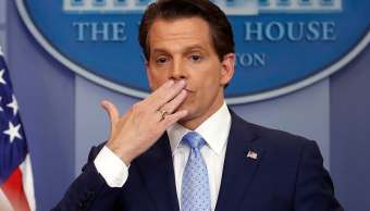 Casa Blanca, director de comunicación, Casa Blanca, Anthony Scaramucci