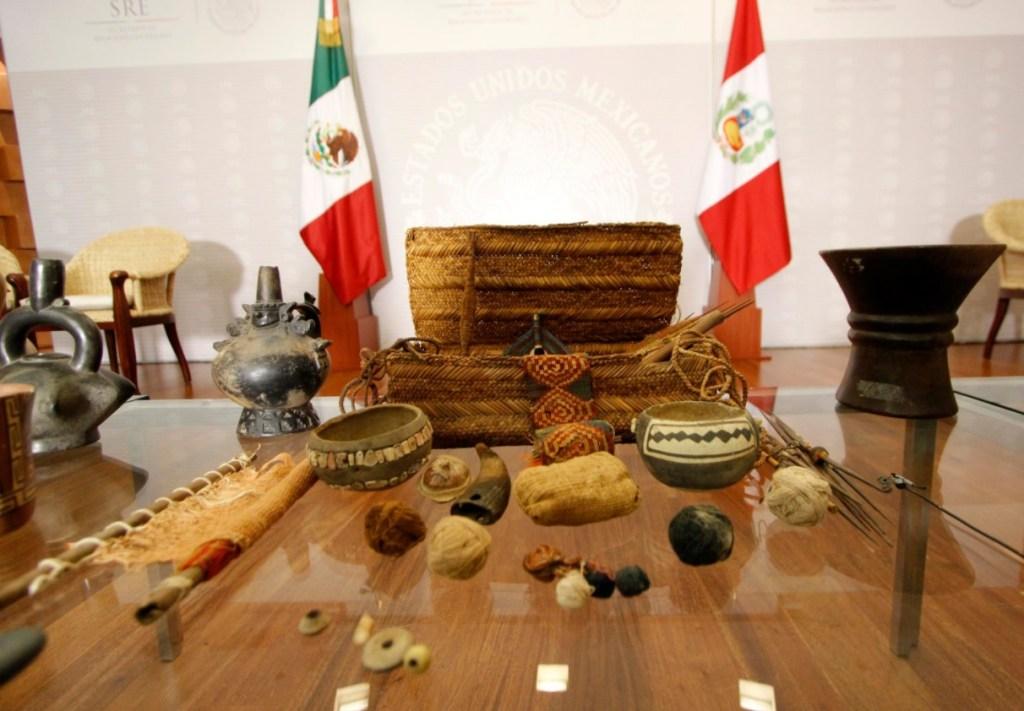 Arqueología de Perú. (Twitter Socorro Flores Liera)