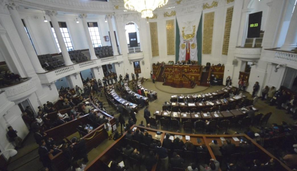 Asamblea Legislativa de la Ciudad de México. (Twitter Asamblea Legislativa Archivo)