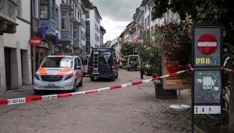 reportan varios heridos en suiza por un ataque