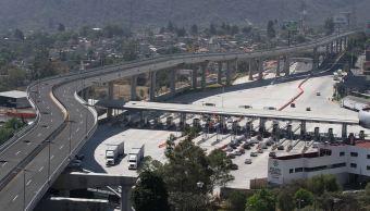 Capufe, Fonadin, carretera, tarifa, autopista, México, Acapulco,