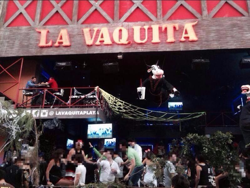 Balacera, Discoteca, Playa del Carmen, Heridos, Quintana Roo, Detenidos, Blue Parrot