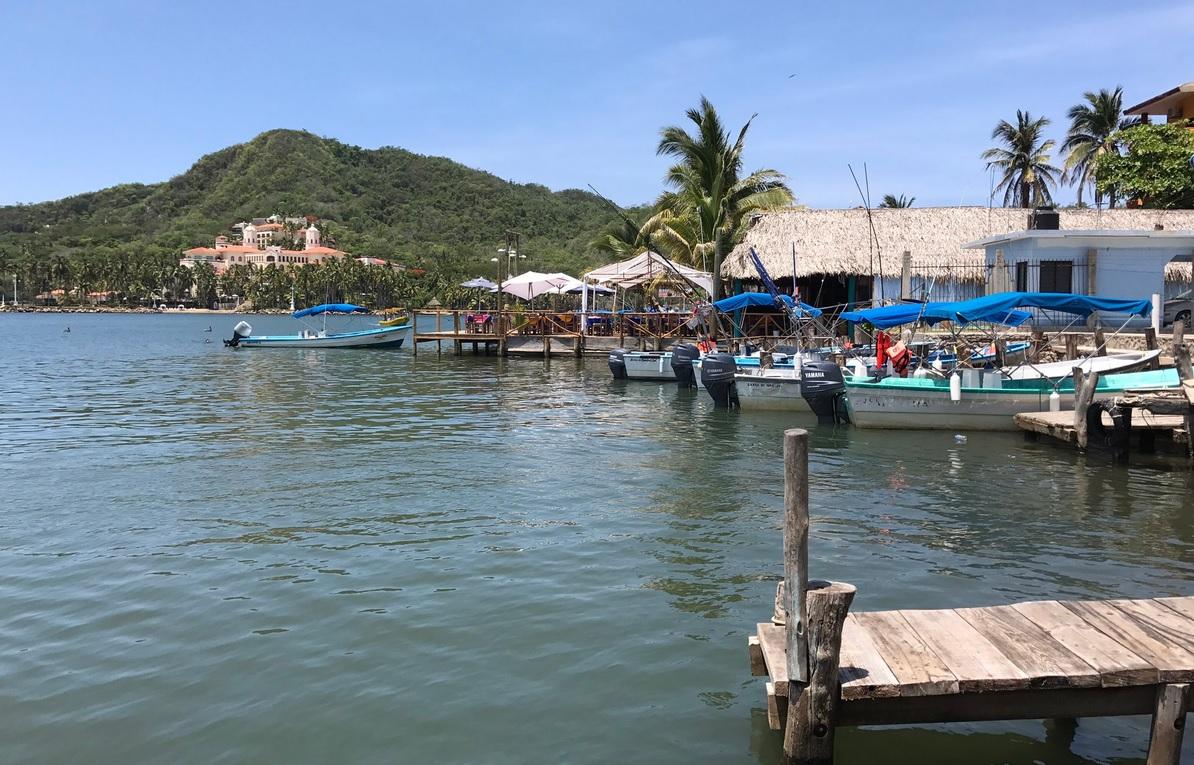 Buque, Los Llanitos, Contaminacion, Medio Ambiente, Jalisco, Pescadores