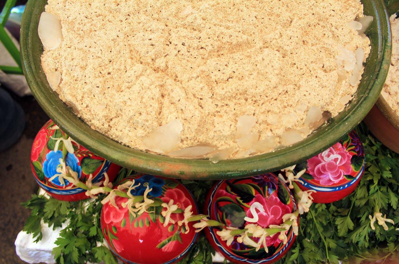 Oaxaca Feria Bebida Zapoteca Prehispanica Tejate