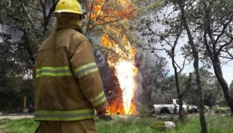 Bomberos, Hidalgo, Incendio, Seguridad, Huachicoleros