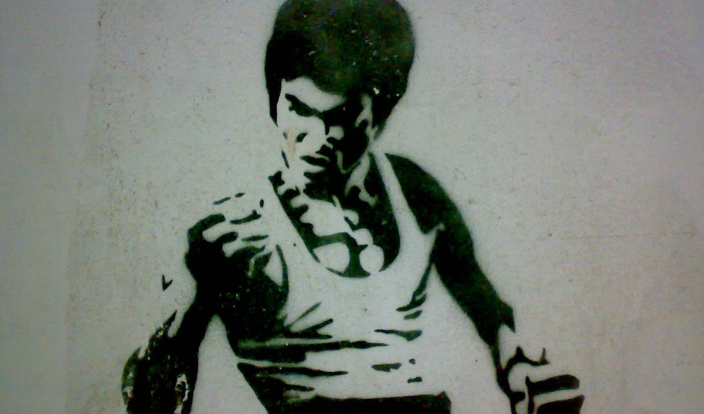 Bruce Lee, Artes Marciales, video, Bruce Lee videos