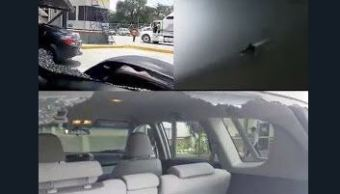 Agreden, Balazos, Familia, Reynosa, Tamaulipas, Camioneta, Texas