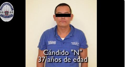 Detienen a ex líder del CPS 'El Base 40' en Cuernavaca