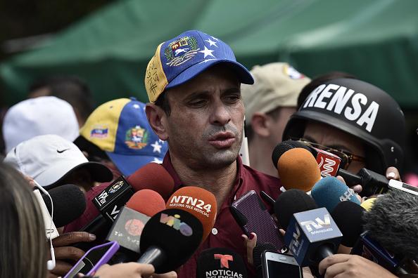 Lopez Capriles Unidad Frente Dictadura Venezuela