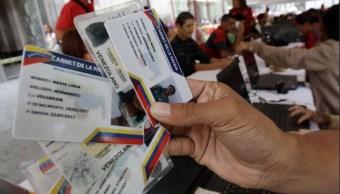 El carnet de la patria permite la vigilancia de venezolanos