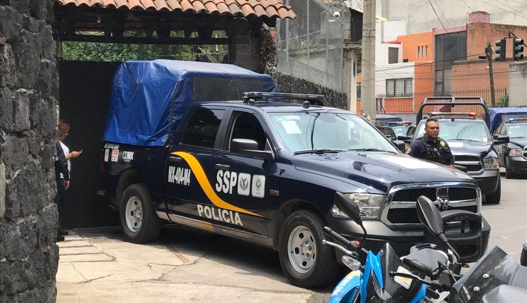 Perros, Pitbull, ataque, casa, Coyoacán, PGJ, CDMX, Ministerio Público