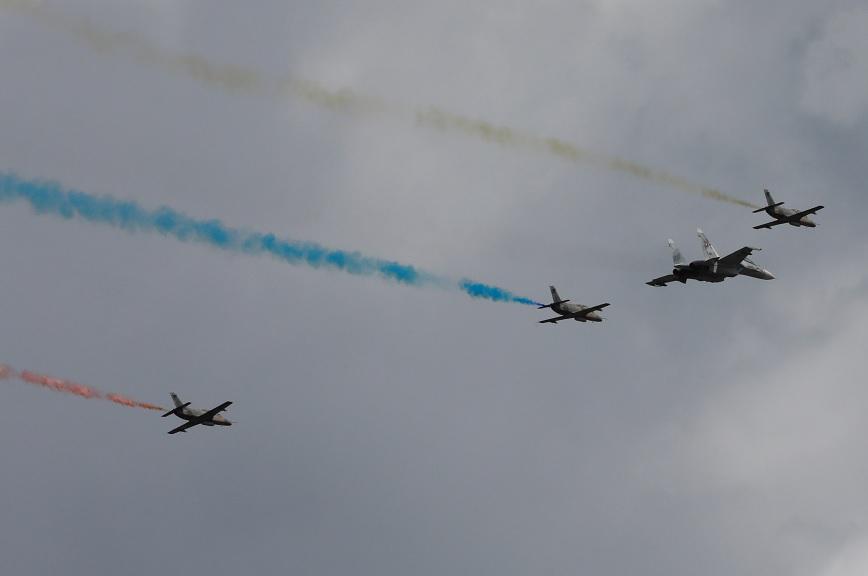 Independencia, Venezuela, desfiles, militares, celebración, Maduro,