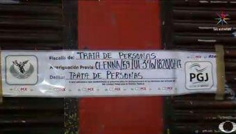Clausuran bares en Tacubaya, por operativo contra trata
