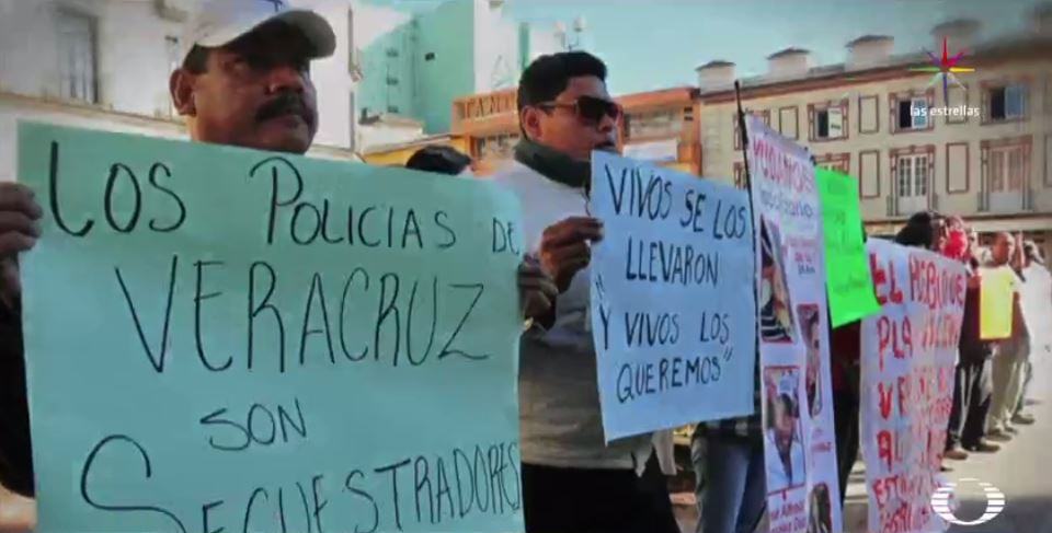 CNDH ordena reparar el daño a familiares de desaparecidos en Tierra Blanca, Veracruz
