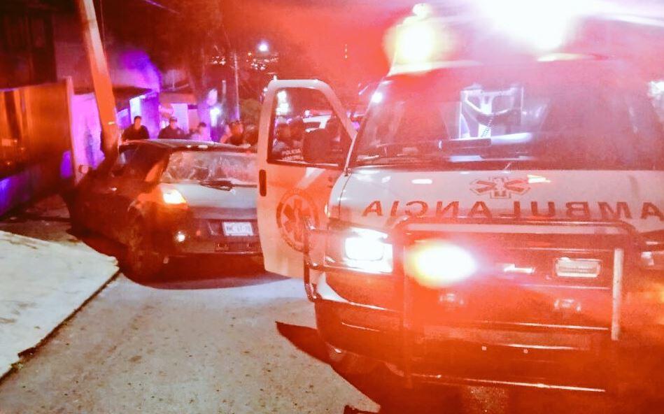 Ciudad De Mexico Accidentes Viales, Mueren Hombres Barrio San Marcos, Delegacion Azcapotzalco, Azcapotzalco Violencia, Coacalco Violencia, Estado De Mexico Violencia, Parque Residencial Coacalco Choca Auto Poste, Televisa News