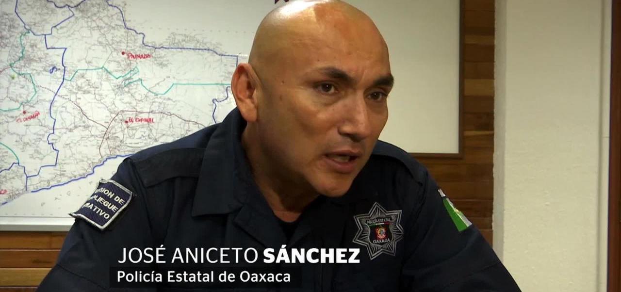 noticias, forotv, Colonos, enfrentan, mototaxistas, Oaxaca