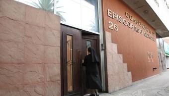 Conferencia Episcopado mexicano ataque explosión grupo anarquista
