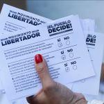 Expresidentes, Mundo, Legitimidad, Consulta, Venezuela, Oposicion, Plebiscito, Nicolas Maduro
