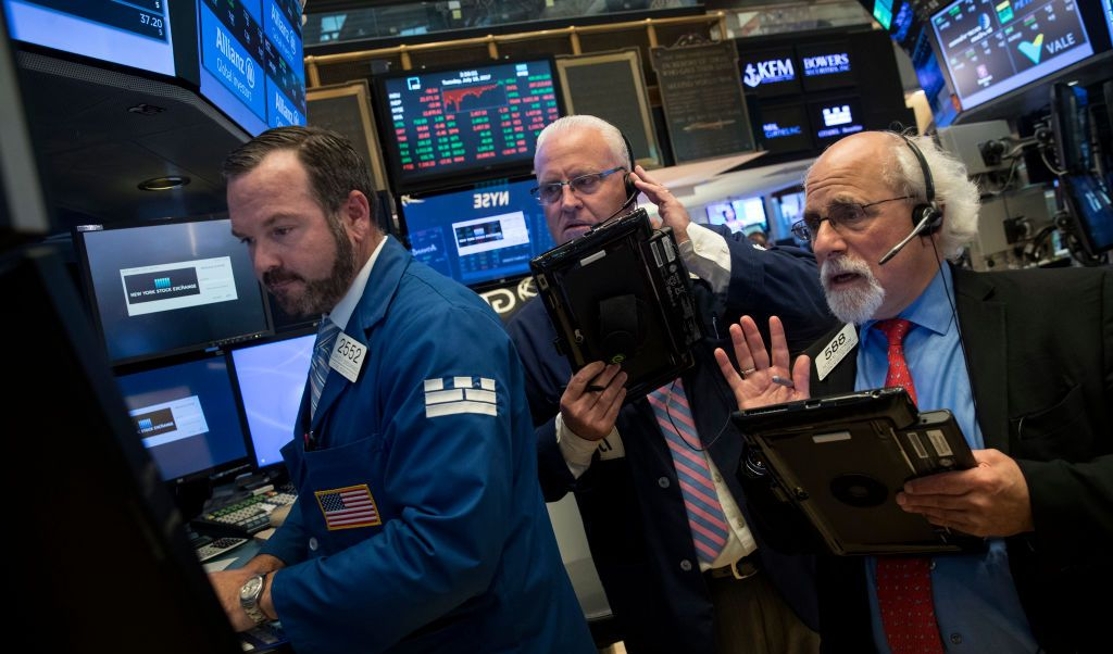Wall Street cierra baja y Dow Jones ganancias