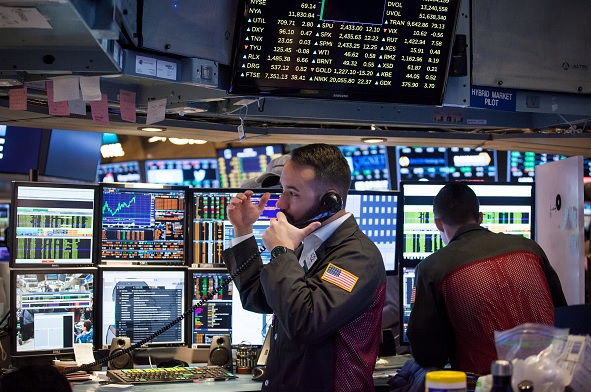 Wall Street, economía, Estados Unidos, Bolsa, Nueva York, Dow Jones,