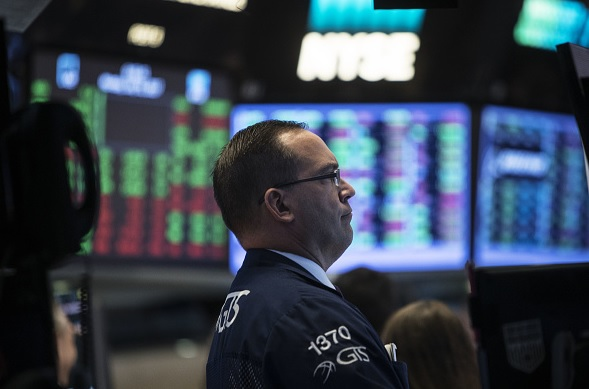 Wall Street cierra Dow Jones record