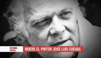 Cuevas, un gran artista, sentido más amplio, Julio Patán