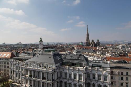 Declaran al centro de Viena como Patrimonio Mundial en Peligro