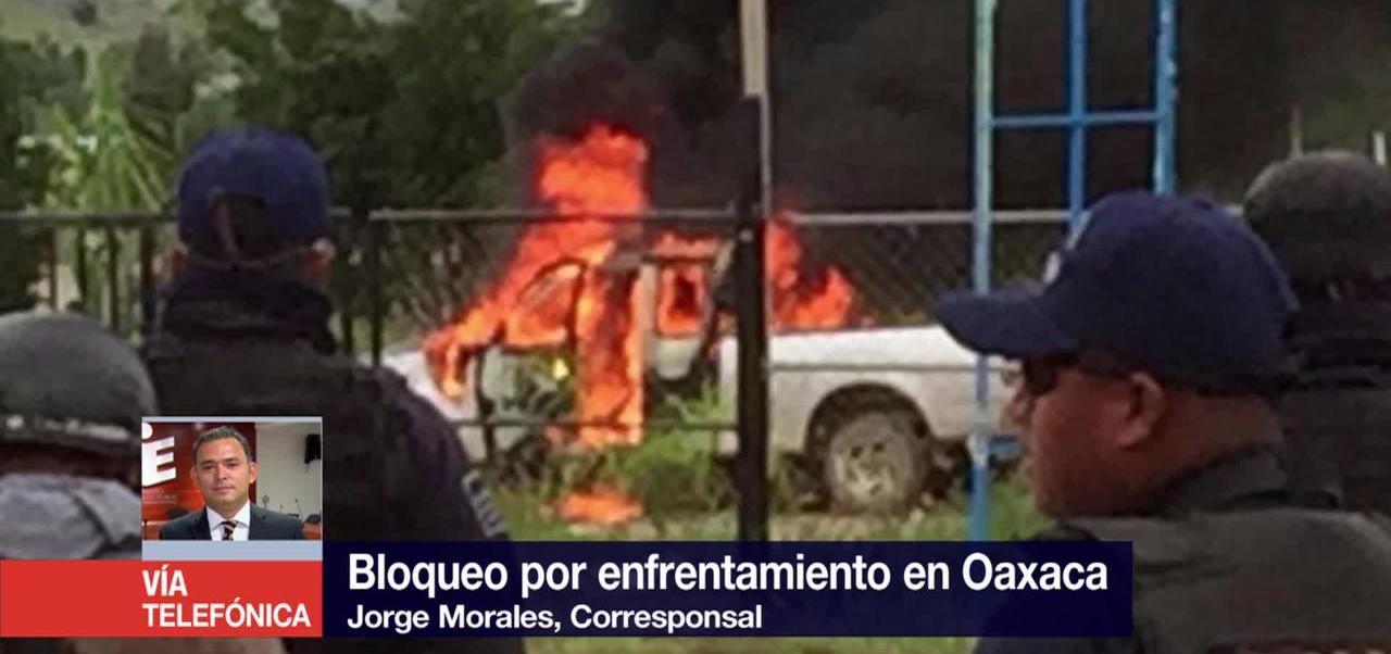 Delincuencia, provoca enfrentamiento, ciudadanos, Oaxaca