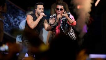 Despacito, interpretada por Luis Fonsi y Daddy Yankee