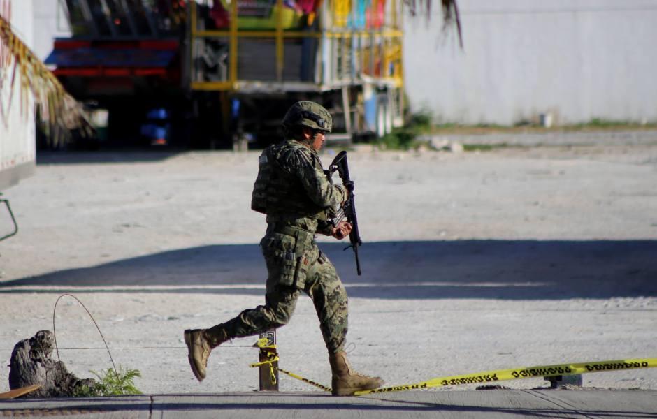 Quintana Roo, Joshua, Cartel Jalisco Nueva Generacion, Violencia, Cancun, Narcotrafico