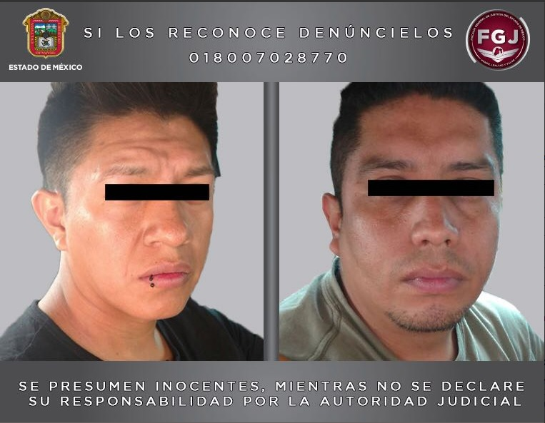 Detenidos, Neza, Edomex, Migrantes, Centroamericanos