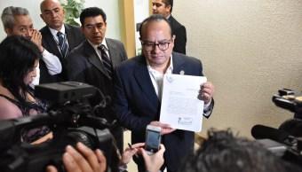 PRD demanda juicio político Gerardo Ruiz