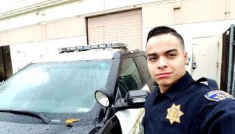 Vivió, calles,, policía, California, Edwin Lopez
