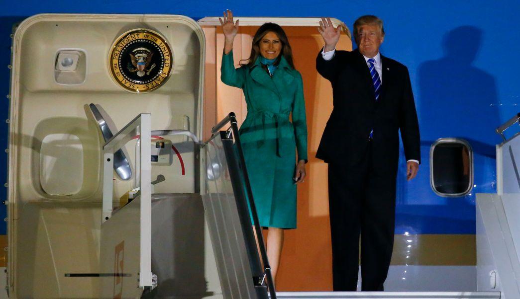 Trump, G20, cumbre, Varsovia, política, Europa,