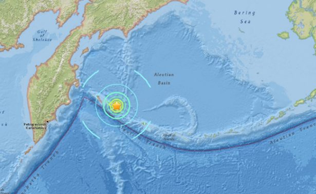Sismo, Rusia, Alaska, tsunami, alerta, temblor,