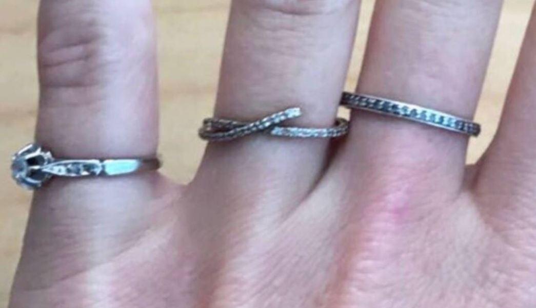 Emma Watson, redes sociales, anillos de plata, actriz