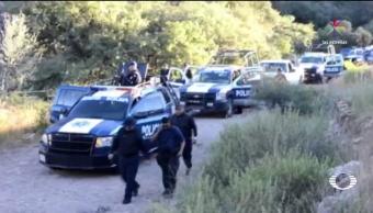 Enfrentamiento, sierra, Chihuahua, 15 muertos, madera, las varas