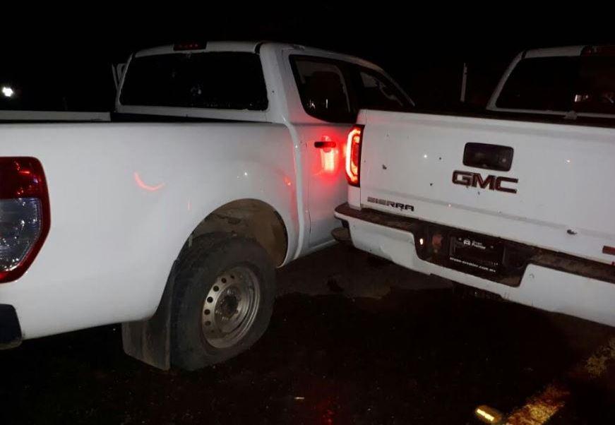 Los delincuentes intentaron huir y ocurrió una persecución (Noticieros Televisa)