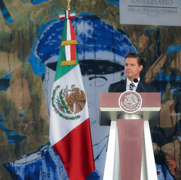Enrique Peña Nieto, presidente, México, Policía Federal