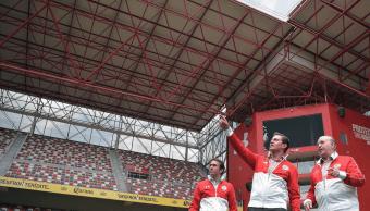 EPN, inaugura, estadio, Toluca