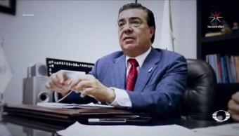 Ernesto Echeverría, exsecretario de Salud, gobernador, Malova, corrupción, Sinaloa
