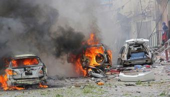 estallido cochebomba deja cinco muertos somalia