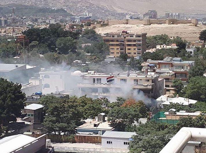 estalla bomba embajada irak en kabul