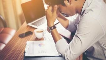 burnout, harto, trabajo, estrés