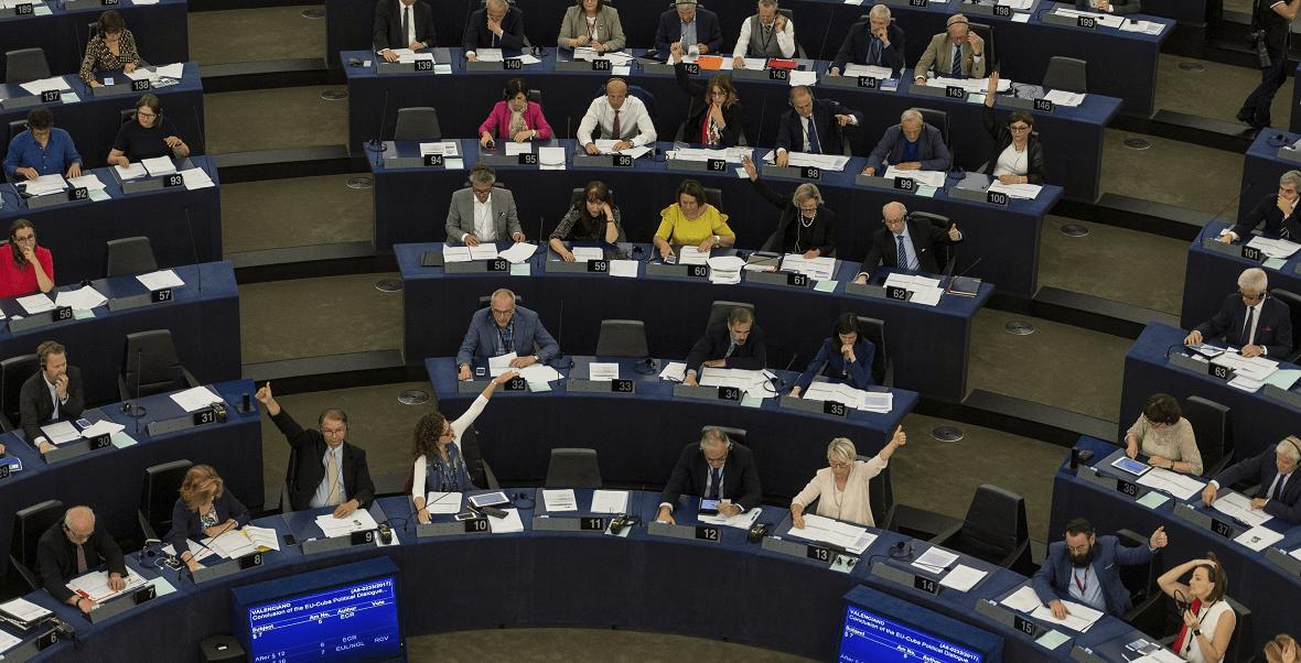 Eurodiputados votan sobre acuerdo entre la UE y Cuba