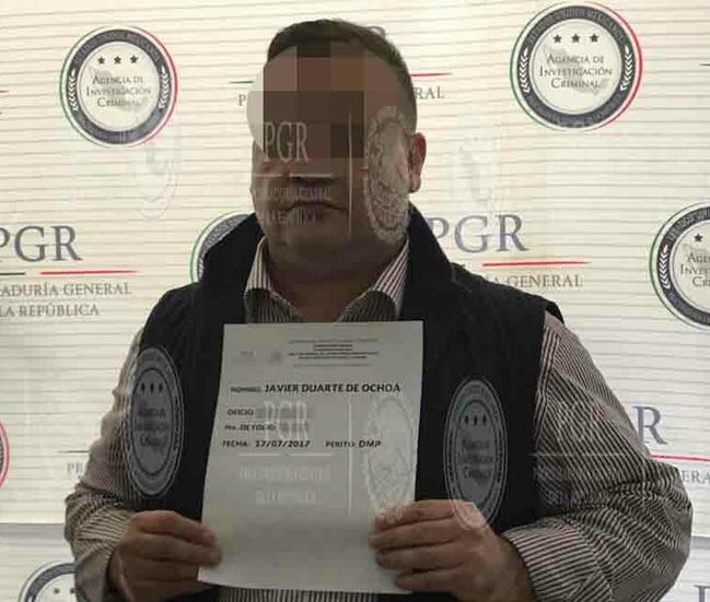 Javier Duarte, Ex Gobernador De Veracruz, Extradicion, Justicia, Pgr