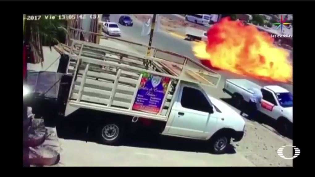 Culiacán, Sinaloa, combustible robado, huachicoleros, explosión, seguridad